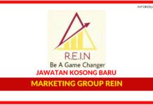 Jawatan Kosong Terkini Marketing Group Rein