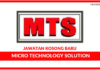 Jawatan Kosong Terkini Micro Technology Solution