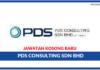 Jawatan Kosong Terkini PDS Consulting