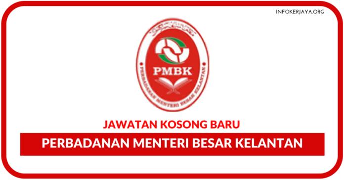 Jawatan Kosong Terkini Perbadanan Menteri Besar Kelantan