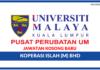Jawatan kosong Terkini Pusat Perubatan Universiti Malaya (UMMC)