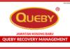 Jawatan Kosong Terkini Queby Recovery Management