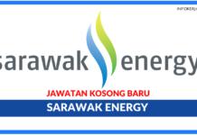 Jawatan Kosong Terkini Sarawak Energy