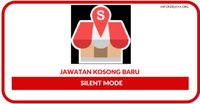 Jawatan Kosong Terkini Silent Mode
