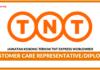 Jawatan Kosong Terkini TNT Express Worldwide