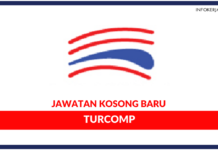 Jawatan Kosong Terkini Turcomp