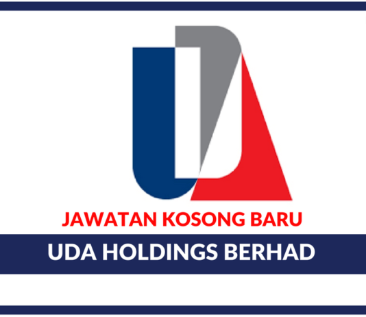 Jawatan Kosong Terkini UDA Holdings Berhad