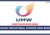 Jawatan Kosong Terkini UMW Industrial Power