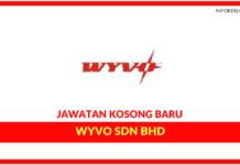 Jawatan Kosong Terkini WYVO Sdn Bhd