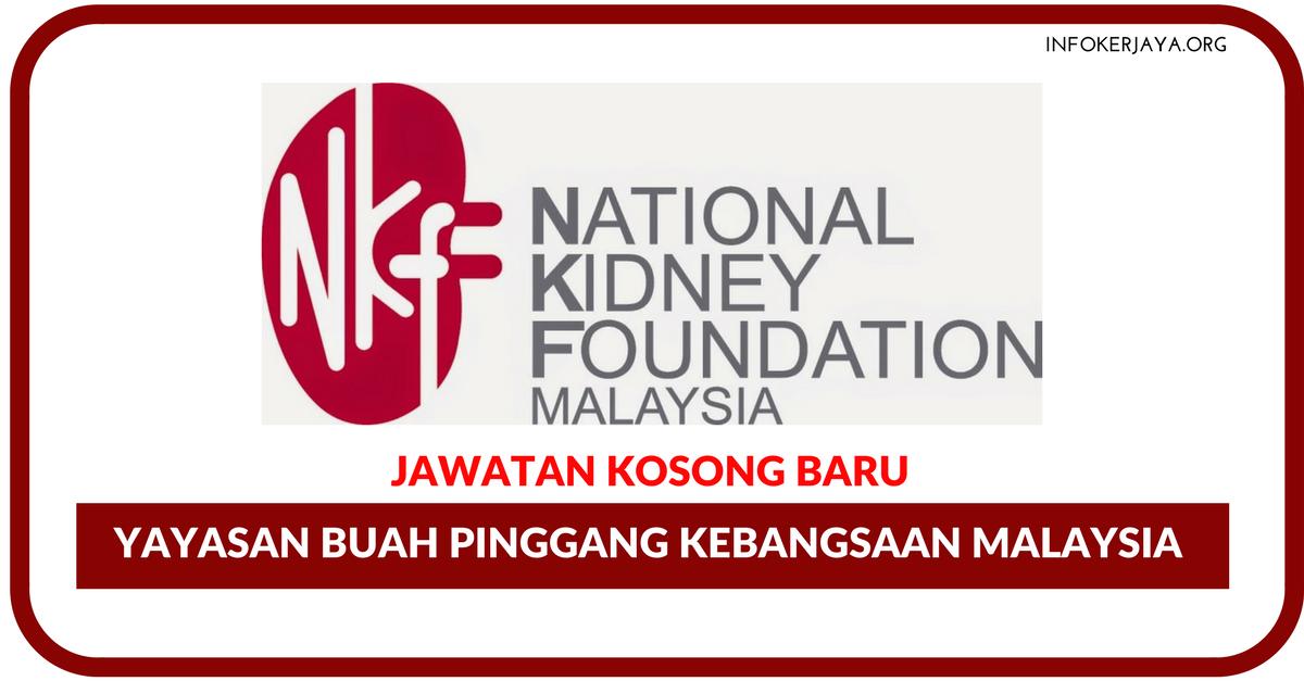 Jawatan Kosong Terkini Yayasan Buah Pinggang Kebangsaan Malaysia Jawatan Kosong Terkini