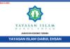 Jawatan Kosong Terkini Yayasan Islam Darul Ehsan