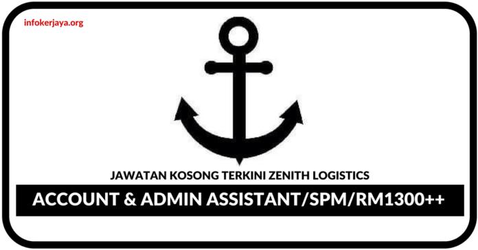 Jawatan Kosong Terkini Zenith Logistics