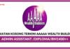 Jawatan Kosong Terkini AAAAA Wealth Builders