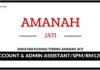 Jawatan Kosong Terkini Amanah Jati Sdn Bhd
