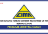 Jawatan Kosong Terkini Cement Industries of Malaysia Berhad (CIMA)
