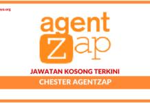 Jawatan Kosong Terkini Admin & Account Di Chester Agentzap