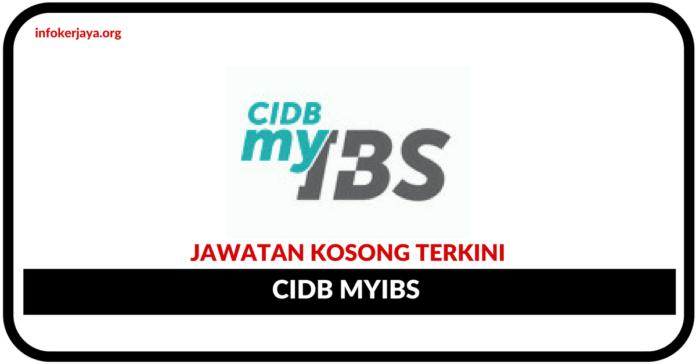 Jawatan Kosong Terkini Cidb MyIBS