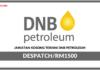 Jawatan Kosong Terkini Despatch Di DNB Petroleum