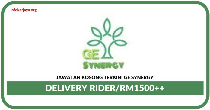 Jawatan Kosong Terkini GE Synergy