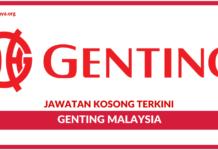 Jawatan Kosong Terkini Genting Malaysia