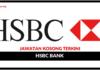Jawatan Kosong Terkini HSBC Bank