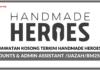Jawatan Kosong Terkini Handmade Heroes