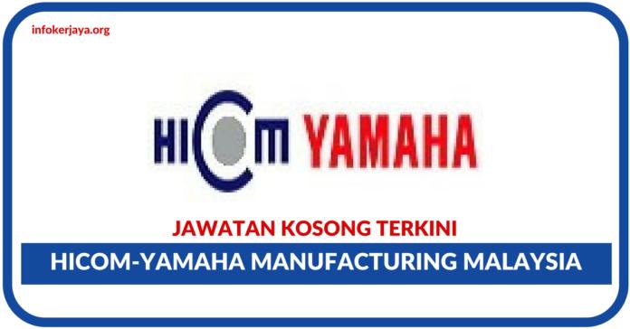Jawatan Kosong Terkini Hicom-Yamaha Manufacturing Malaysia