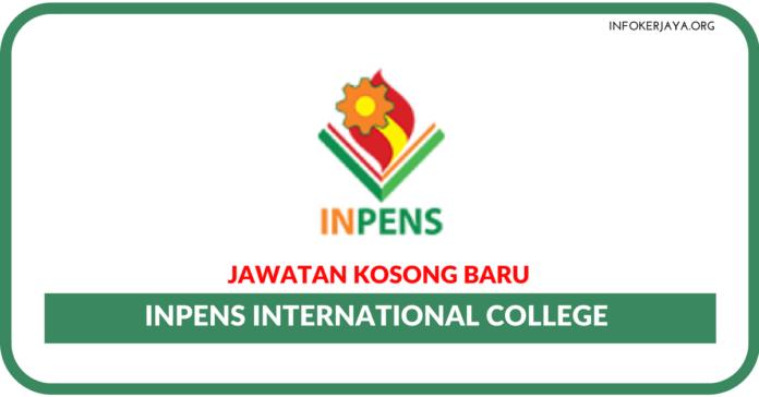 Jawatan Kosong Terkini INPENS International College