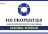 Jawatan Kosong Terkini General Worker Di Properties Group Berhad