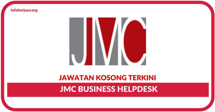 Jawatan Kosong Terkini JMC Business Helpdesk