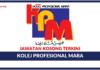 Jawatan Kosong Terkini Kolej Profesional MARA