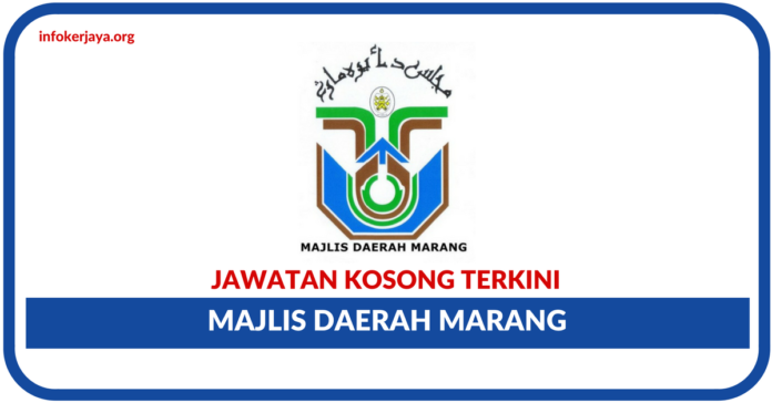 Jawatan Kosong Terkini Majlis Daerah Marang