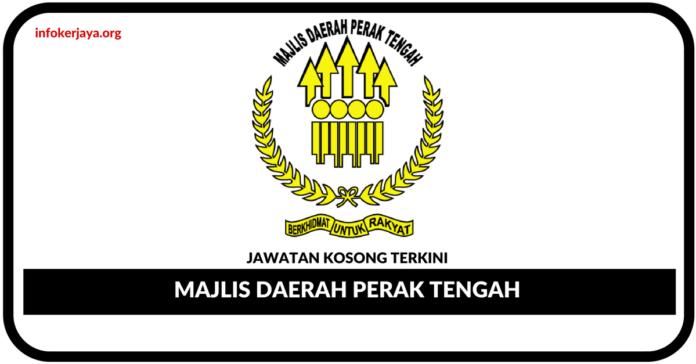 Jawatan Kosong Terkini Majlis Daerah Perak Tengah