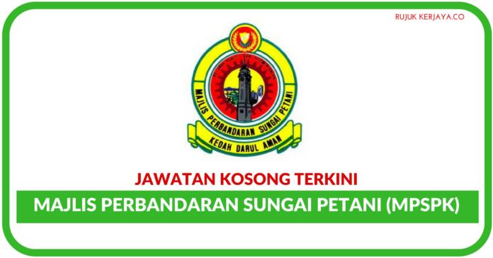 Jawtan Kosong Terkini Majlis Perbandaran Sungai Petani (MPSPK)