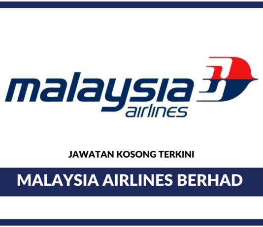 Jawatan Kosong Terkini Malaysia Airlines Berhad