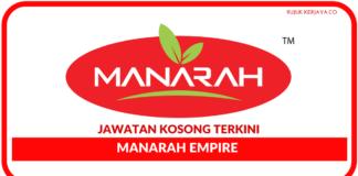 Jawatan Kosong Terkini Manarah Empire