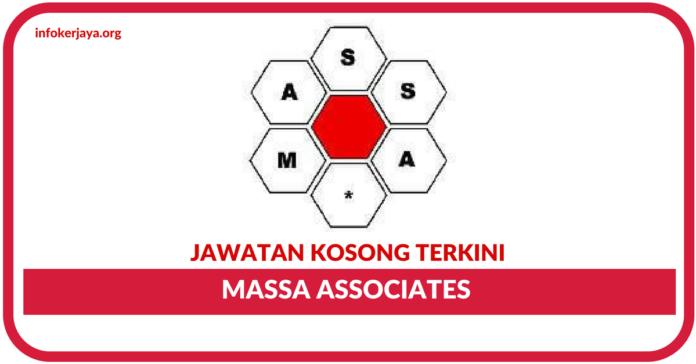 Jawatan Kosong Terkini Massa Associates