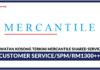 Jawatan Kosong Terkini Mercantile Shared Services