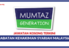 Jabatan Kosong Terkini Mumtaz Generation International