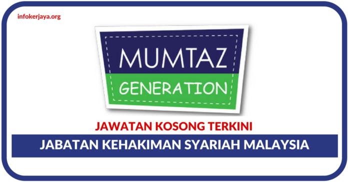 Jabatan Kosong Terkini Mumtaz Generation International
