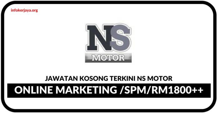 Jawatan Kosong Terkini NS Motor