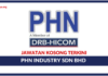 Jawatan Kosong Terkini PHN Industry Sdn Bhd