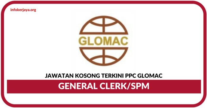 Jawatan Kosong Terkini PPC Glomac