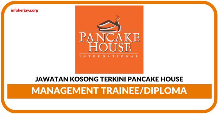Jawatan Kosong Terkini Pancake House