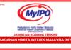 Jawatan Kosong Terkini Perbadanan Harta Intelek Malaysia (MyIPO)