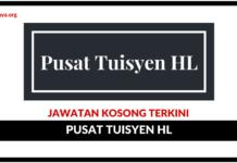 Jawatan Kosong Terkini Pusat Tuisyen HL