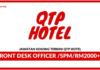 Jawatan Kosong Terkini QTP Hotel