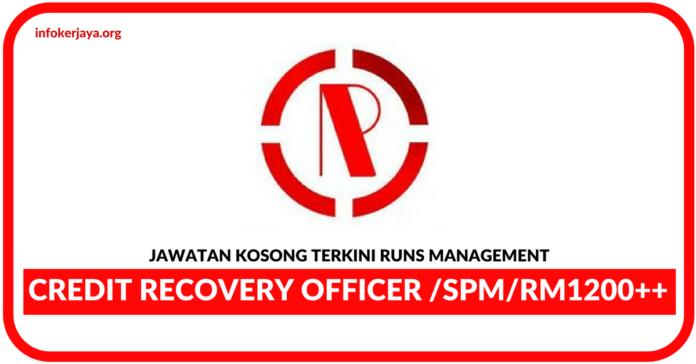 Jawatan Kosong Terkini RUNS Management Sdn Bhd
