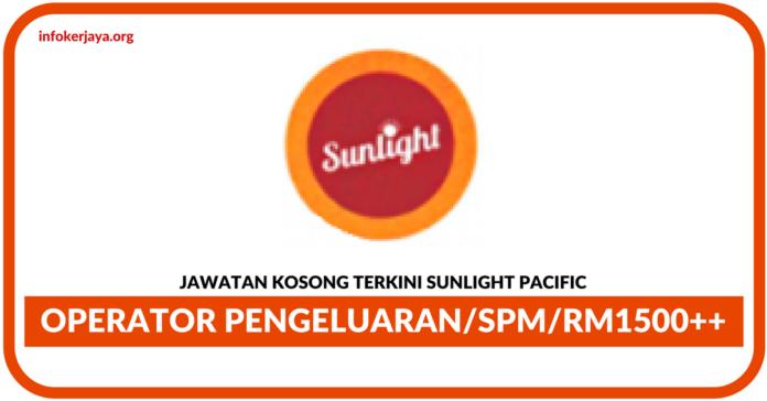 Jawatan Kosong Terkini Sunlight Pacific
