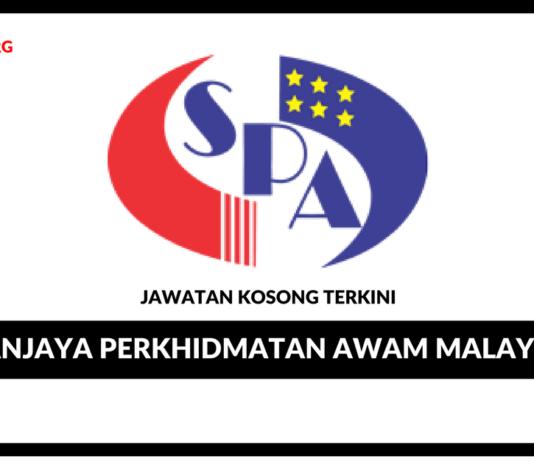 Jawatan Kosong Terkini Suruhanjaya Perkhidmatan Awam (SPA)